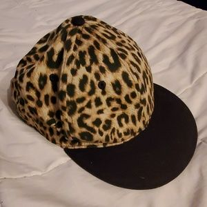 Victoria's Secret PINK Cheetah Hat